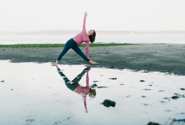 JODI BOONE先生【Vinyasa yoga】