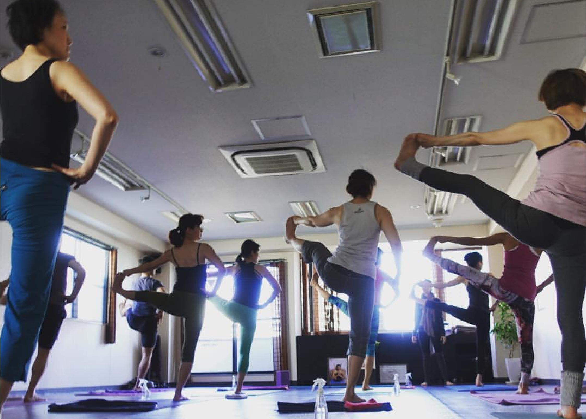 大阪スピリットヨガスタジオ